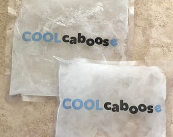 COOL Caboose Extra Cold Packs