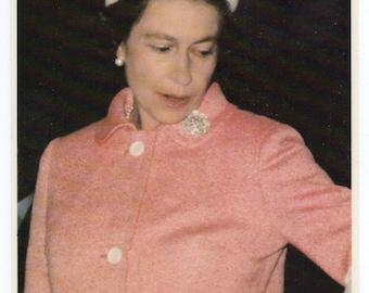 H. R. H Queen Elizabeth II, 1971