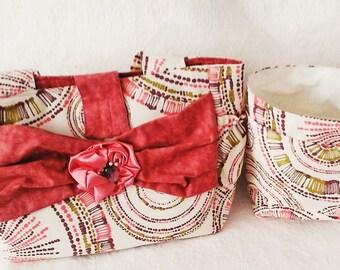 Bag Insert Organizer, Matching  Purse,  Multi Pockets Purse Insert, Medium Bag Organizer, Handbag
