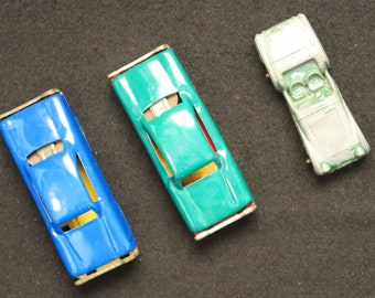 3 Toy Sports Cars