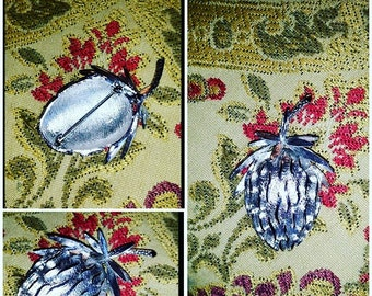 Vintage Berry Brooch