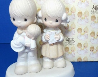 Rejoicing With You Precious Moments Figurine