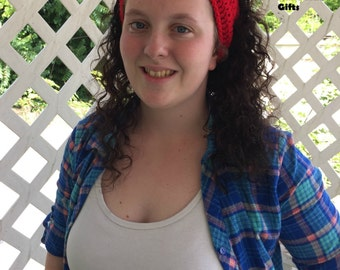 Rosie the Riveter Headband