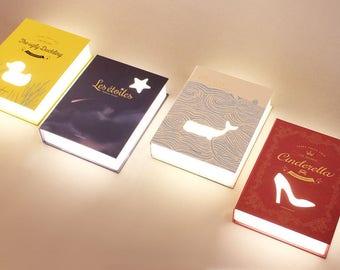 Cute Book Lamp - NEW