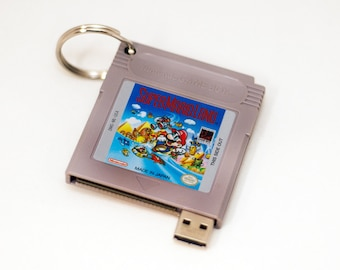 Game Boy USB Flash Drive - Super Mario Land