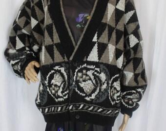 Amazing 80s JED coat