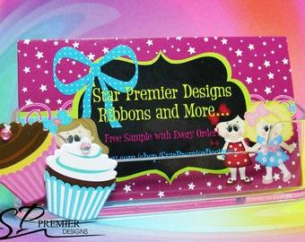 Cupcake Business Card Holder.