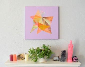 Waltz - Small Original Art Painting