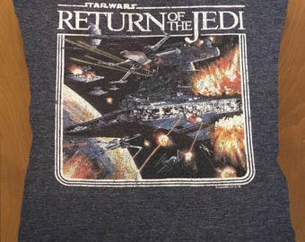 Return of the Jedi throw pillow