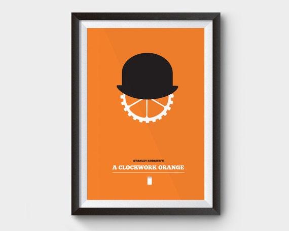 clockwork orange minimalist 1920x1200 - photo #22
