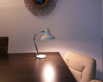Vintage Pine Cone desk lamp
