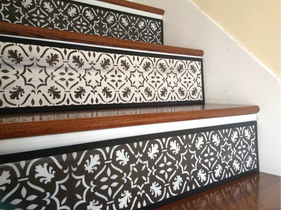 Alternative To Stair Decals Stair Stickers And Stair Riser