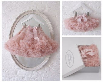 Shell Pink  Girls & Baby Tutu Pettiskirt