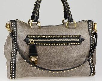 PRADA Limited Edition Distress Leather