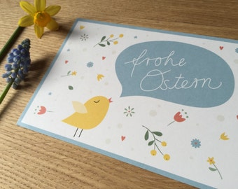 Postcard ' Happy Easter '