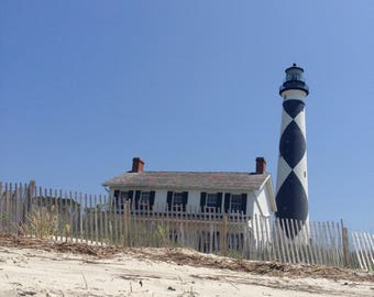 Shackleford Island Lighthouse NC