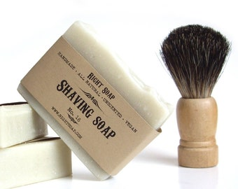 Shaving Soap Natural Soap Shaving Shave Soap Vegan Soap Mens Soap Handmade Soap Mens Shaving Soap Bar Cold Process Soap Natural Shaving Soap
