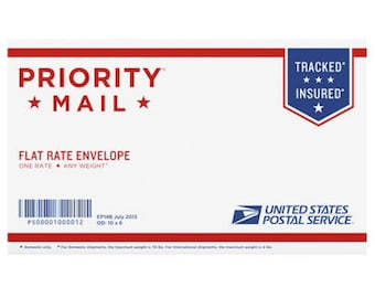 Priority 1-3 Day Mail