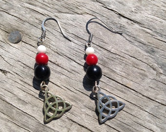 Maiden, Mother, Crone Earrings