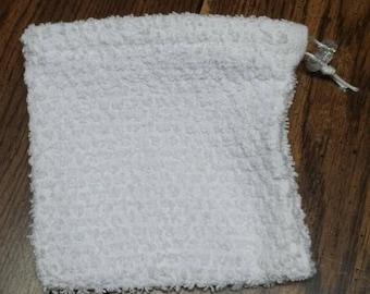 Soap Saver White