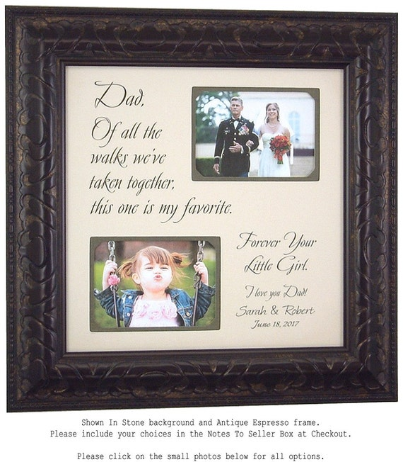 Father of The Bride Gift Gifts For Dad Father Daughter