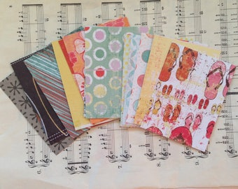 Breaking Free - 3x4 Journaling Cards, Project Life, PL, MME, My Mind's Eye, Planners, Card Making