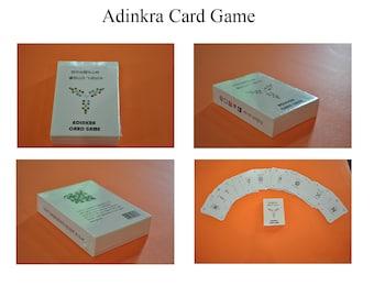 Adinkra Card Game