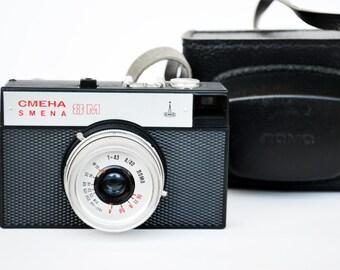 Lomo Cmeha Smena 8m Camera Lomography Manual Camera  - Vintage Russian Soviet Lomo Camera Made in SSSR soviet cameras  35 mm film