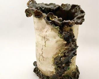 Nature Sculptural Vessel
