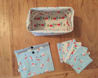 Bathroom - swimmers pattern Kit