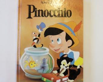 Walt Disney's Pinocchio Book (1986)