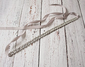 Bridal Sash, Bridal Belt, Rose Gold Wedding Belt, Rhinestone Sash, Wedding Sash,Maternity Sash, Bridal Sash, Bridesmaid Sash, Belt