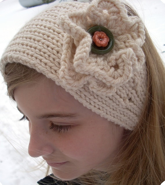 Vistoso Knitted Headband Pattern Easy Regalo Ideas De Patrones De