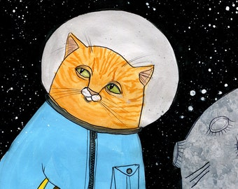Tabby in Space