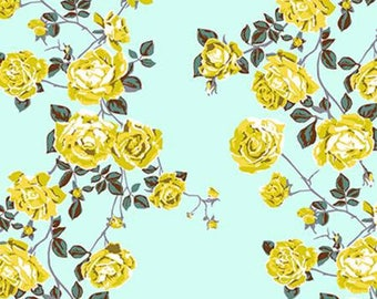 Social Climber in Ice Floral Retrospective by Anna Maria Horner   Choose your cut   YES!!! Continuous fabric cuts and combined shipping