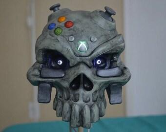 Xbox controller skull
