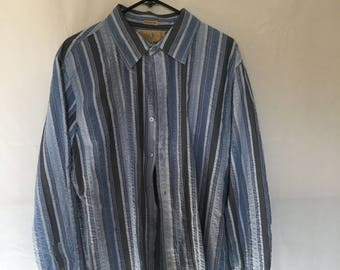 Men's 90's button down  shirt