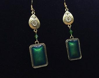 Victorian ear earrings