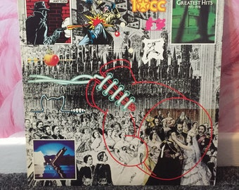 10CC 'Greatest Hits 1972-1978' Vinyl