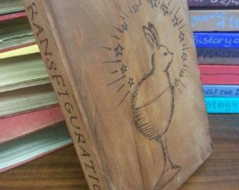 Transfiguration, blank book