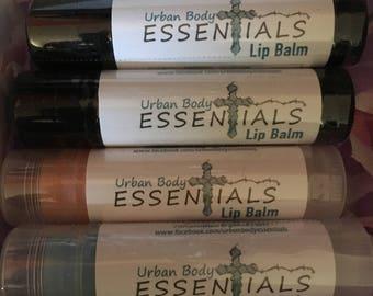 Lip Balm-lip moisturizer- Coconut-Pumpkin Pie- Java Frenzy- CinnaMint-Cream De Mint-chapped lips- dry lips