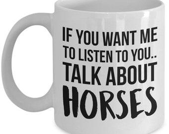 Horse Gift, Horse Mug, Horse Lover, Horse Mom, Funny Horse, Horse, Horse Coffee Cup, Horse Cup, Horse Owner, Farmer Mug, Farmer Gift