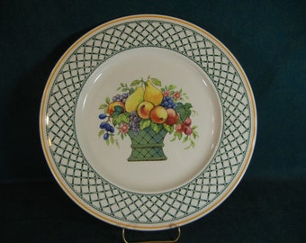Villeroy & Boch Basket Chop Plate