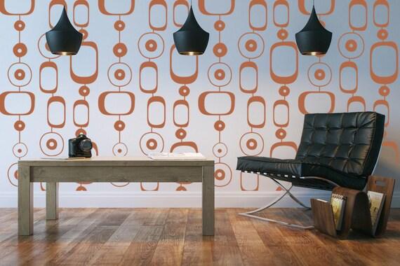 Mandala Meditation Yoga Wall Decal By WallDecalsIdeas · Modern Geometric  Wall Decal By WallStarGraphics