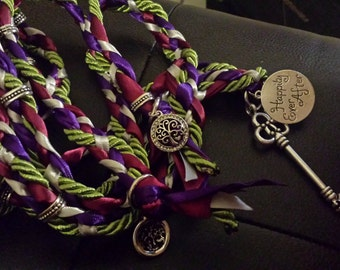 Custom made Handfasting cord