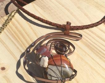 Custom Handmade Crystal Necklaces