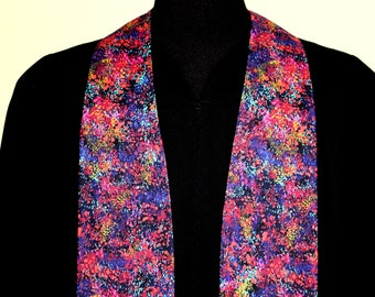 """Clergy Stole, Peace  #241, Pastor Stole, Minister Stole, 54"""" Length, Pastor Gift, Vestments, Church"""