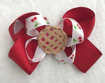 Cherry Pie Bow