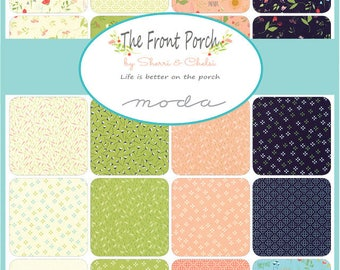 NEW - The Front Porch by Sherri & chelsi for Moda Fabrics