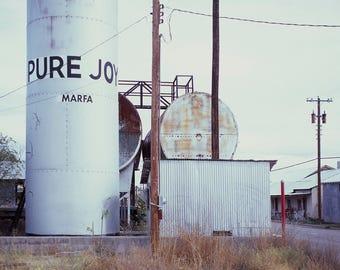 Pure Joy - Marfa TX